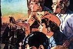 Výstava Ženy a jiná dobrodružství Bohumila Konečného, Zlínský zámek, Rychlé šípy ve Stínadlech, obálka časopisu Vpřed 1943