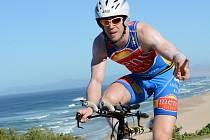 Triatlet Milan Merva