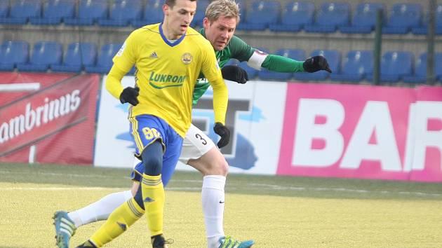 Tomáš Hübschman (v zeleném)