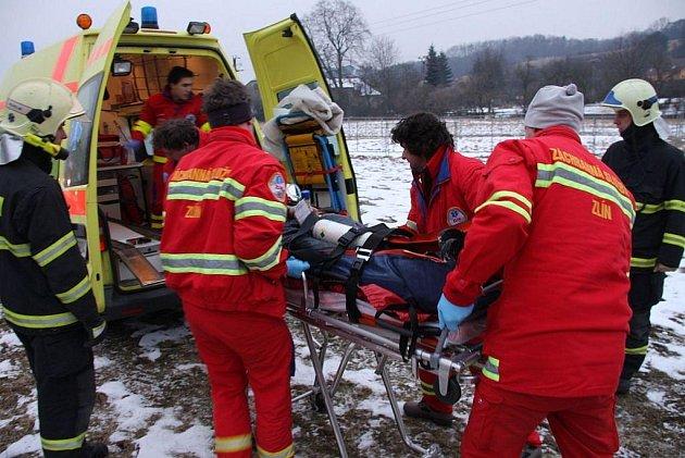Ke zranění mladého muže na Dřevnici došlo při manipulaci s výbušninou.