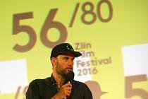 56. ZLÍN FILM FESTIVAL 2016 – Mezinárodní festival pro děti a mládež  Slavnostní zahájení.