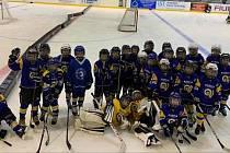 žákovské hokejové miniturnaje ve Zlíně