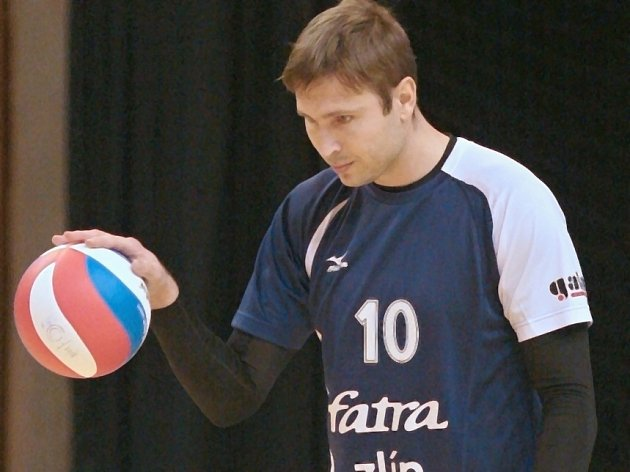 Smečař Robert Hupka