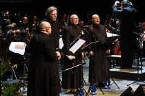 4TET a Filharmonie Brno z koncertní generálky