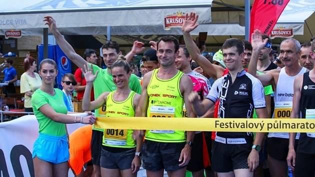 Silvie Zvonková Festivalový půlmaraton 2019