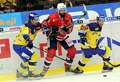 hokej PSG Berani Zlín  - HC DYNAMO Pardubice