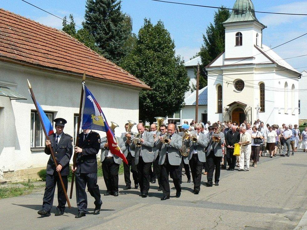 V Hřivínově Újezdu odhalili památník obětem první světové války