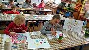 Děti ve věku od 7 do 13 let během týdenních jarních prázdnin získají v Domě dětí a mládeže Astra Zlín spoustu nových zážitků a zábavy. Zatímco jejich rodiče pracují, oni se každý den v týdnu naučí a poznají něco nového. Foto: DDM Astra Zlín