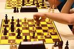 Mistrovství ČR školních družstev v šachu v kongresovém centru ve Zlíně.