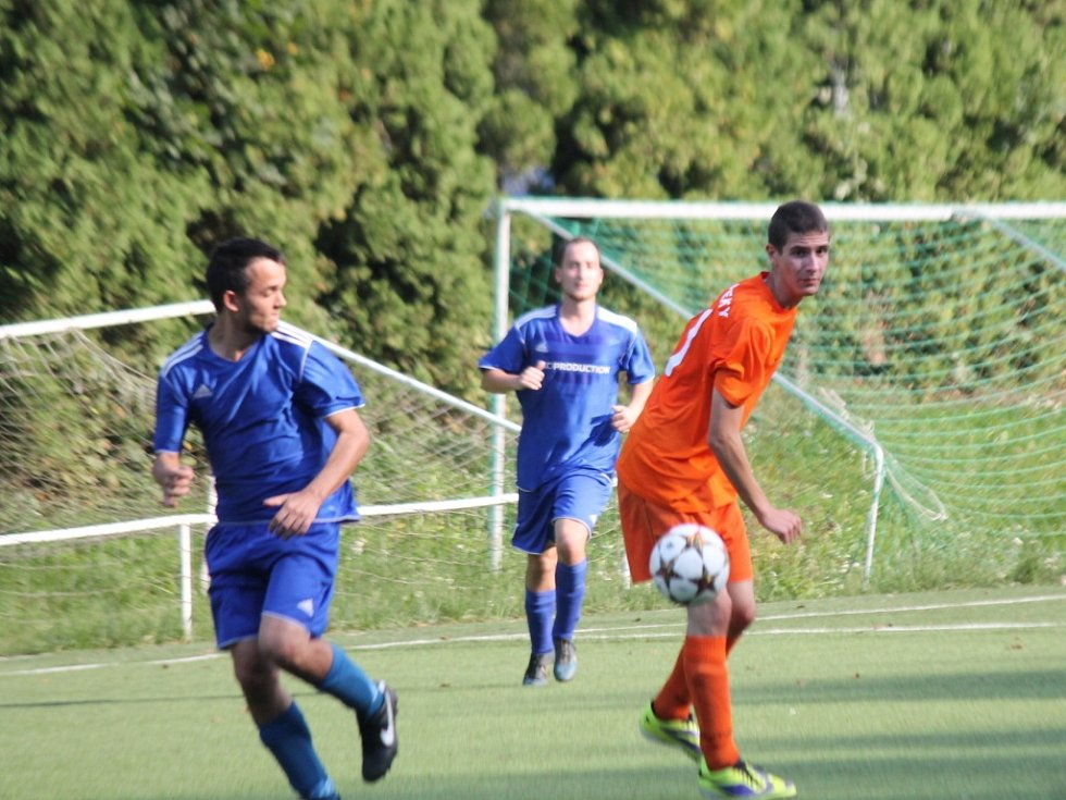 Fotbal IV. třída, OFS Zlín: SK Zlín - Veselá B