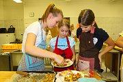 Ve středu 23. listopadu 2016 se ve Střední průmyslové škole Otrokovice konalo finále otrokovické kulinářské soutěže MasterChef.
