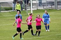 FK Holešovské holky vs. TJ ZEMAS Hovorany