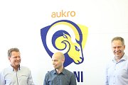 Zlínský hokejový klub představil nový název Aukro Berani Zlín a nové logo, se kterým půjde do nové extraligové sezony 2017/2018.
