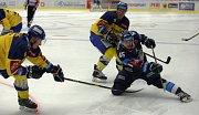 hokejisté PSG Berani Zlín hráli proti Liberci.