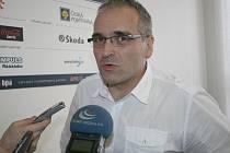 Generální manažer PSG Zlín Karel Adamík