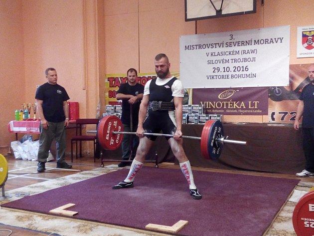 S bronzovými medailemi se museli spokojit siláci Olympie Zlín z českého šampionátu družstev v silovém trojboji.
