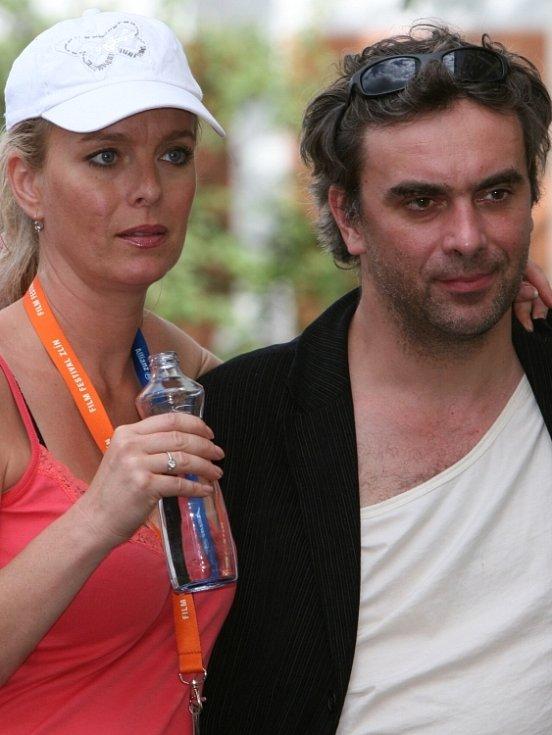 Herci Lucie Benešová a Tomáš Matonoha.