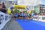 5. ročník Festivalového půlmaratonu MONET + Zlín 2020 - start
