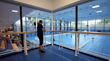 Sportovní hala v Otrokovicích. Ilustrační foto
