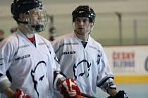 Inline hokej Devils – Uherské Hradiště. Ilustrační foto