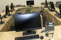 Call centrum. Ilustrační foto