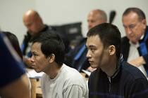 Doan Trieu Hai i Tran Truong Manh vinu odmítají. Výpovědi trošku poměnili.