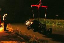 Z havárie u Spytihněvy