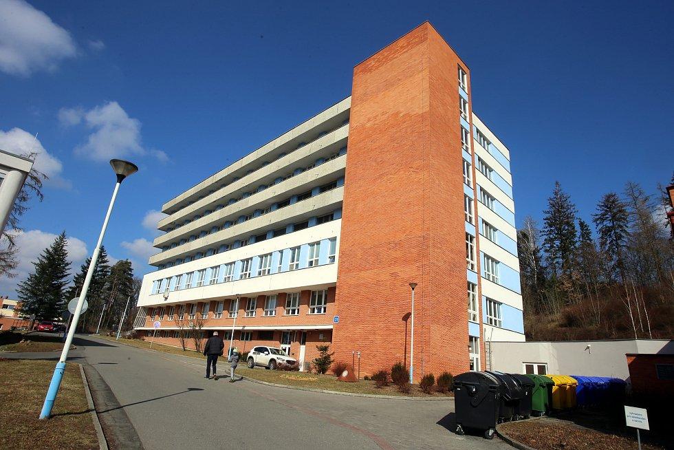 Gynekologico- porodnické oddělení Krajské nemocnice T. Baťi ve Zlíně.