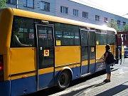 Autobus DSZO. Ilustrační foto