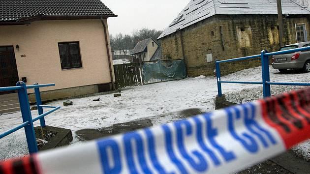 Sklad munice v rodinném domě v Doubravách na Zlínsku objevila ve čtvrtek 8. března policie.