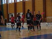 1. florbalová liga žen Vsetín - Vysoké Mýto