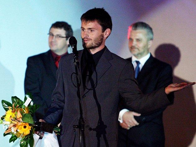 Sportovec roku Zlínského kraje 2008 - Vlastimil Čabla.