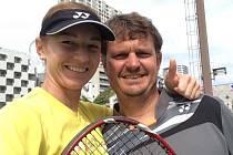 Tenistka Renata Voráčová