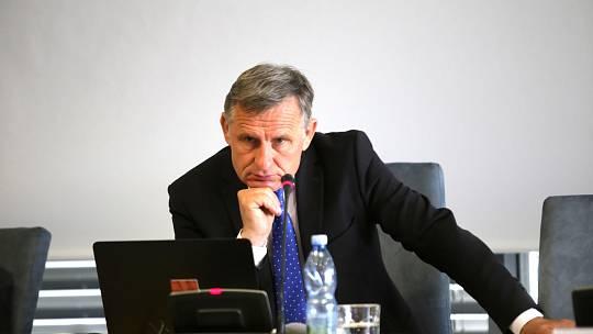 Zastupitelstvo Zlínského kraje 17.6.2019. Jiří Čunek.