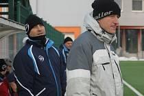 Marek Kalivoda, fotbal Zlín.