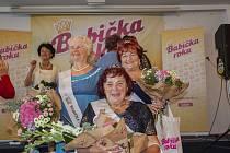 """""""Zlatá"""" babička Marie Talafová postupuje do celorepublikového finále soutěže."""