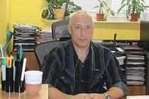 Ředitele městské policie v Otrokovicích Tomáš Gromus