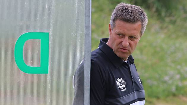Josef Csaplár, trenér FC FASTAV Zlín