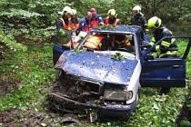 Nehoda felicie u Žlutavy
