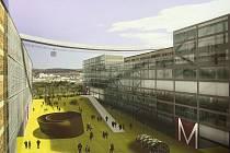 Z tří vítězných návrhů architektů vybere Zlínský kraj jednoho, který bude mít podobu centra na starosti