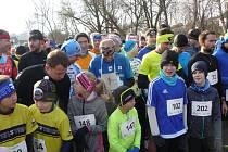 Silvestrovský běh ve Zlíně 2019