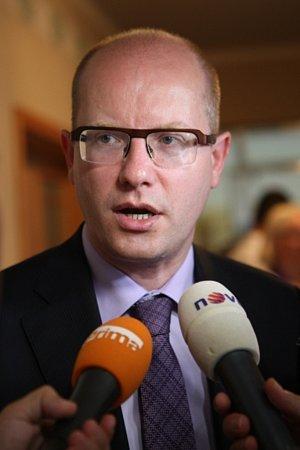 Bohuslav Sobotka ve Zlíně.