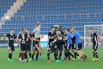 FC FASTAV Zlín. Ilustrační foto.