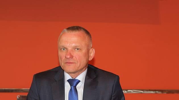 Radomír Maráček se ujímá vedení Krajské nemocnice T. Bati ve Zlíně od 1. 5. 2017.