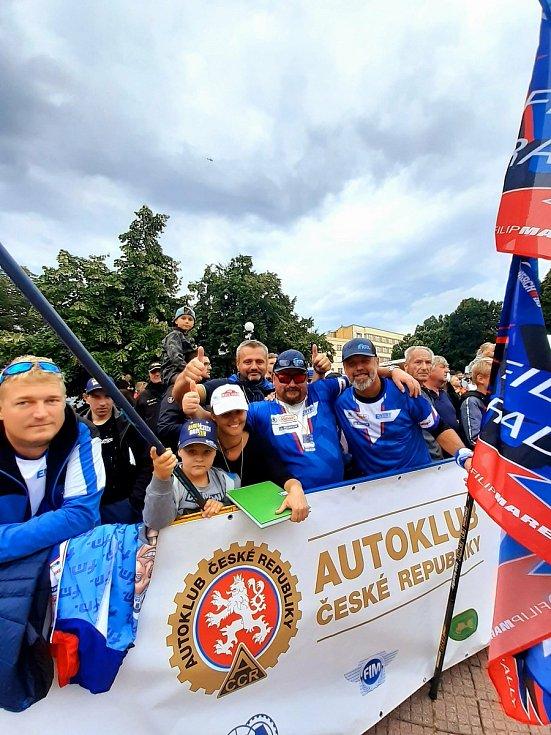 Vítězem 50. ročníku Barum Czech Rally Zlín se stal Jan Kopecký. Letošní barumku přišly na náměstí Míru ve Zlíně zakončit stovky  lidí. 29. srpna 2021