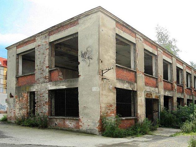 Bývalá Hřebíčkova továrna ve Zlíně – Malenovicích