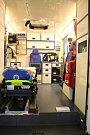 Nové sanitky Zdravotnické záchranné služby Zlínského kraje