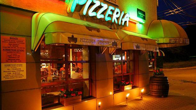 Hospůdka roku 2010: Pizzerie Deštník