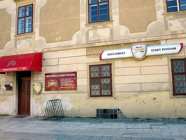 Hospůdka roku 2010: Restraurace Starý pivovar