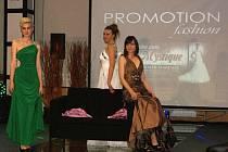 Módní přehlídka Fashion show 2012